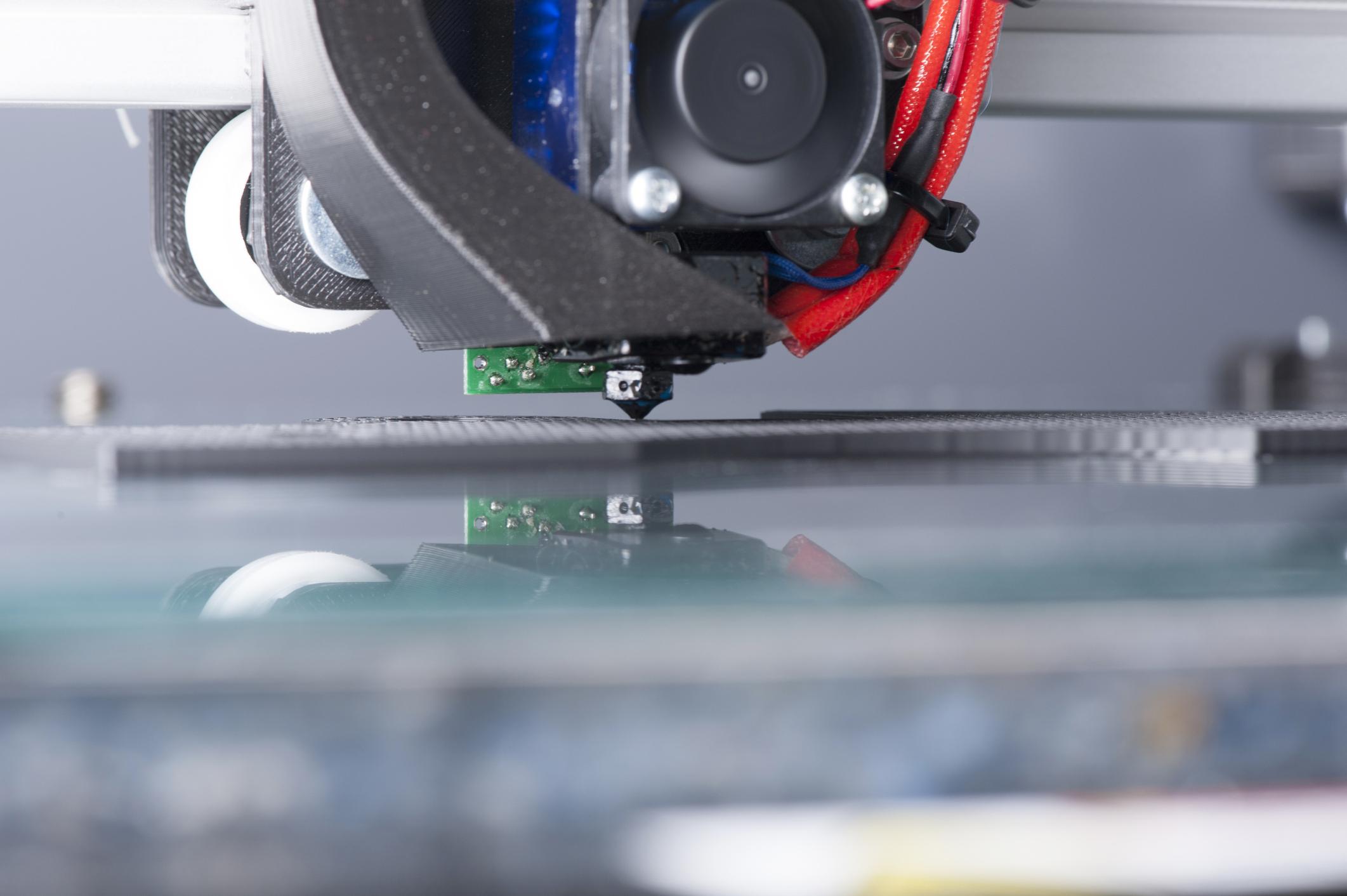 3D printing insurance