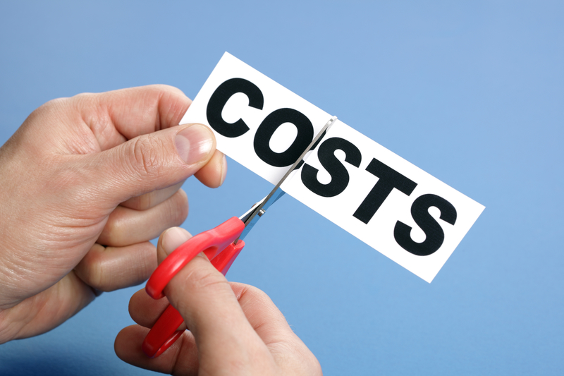 Businesses cut costs