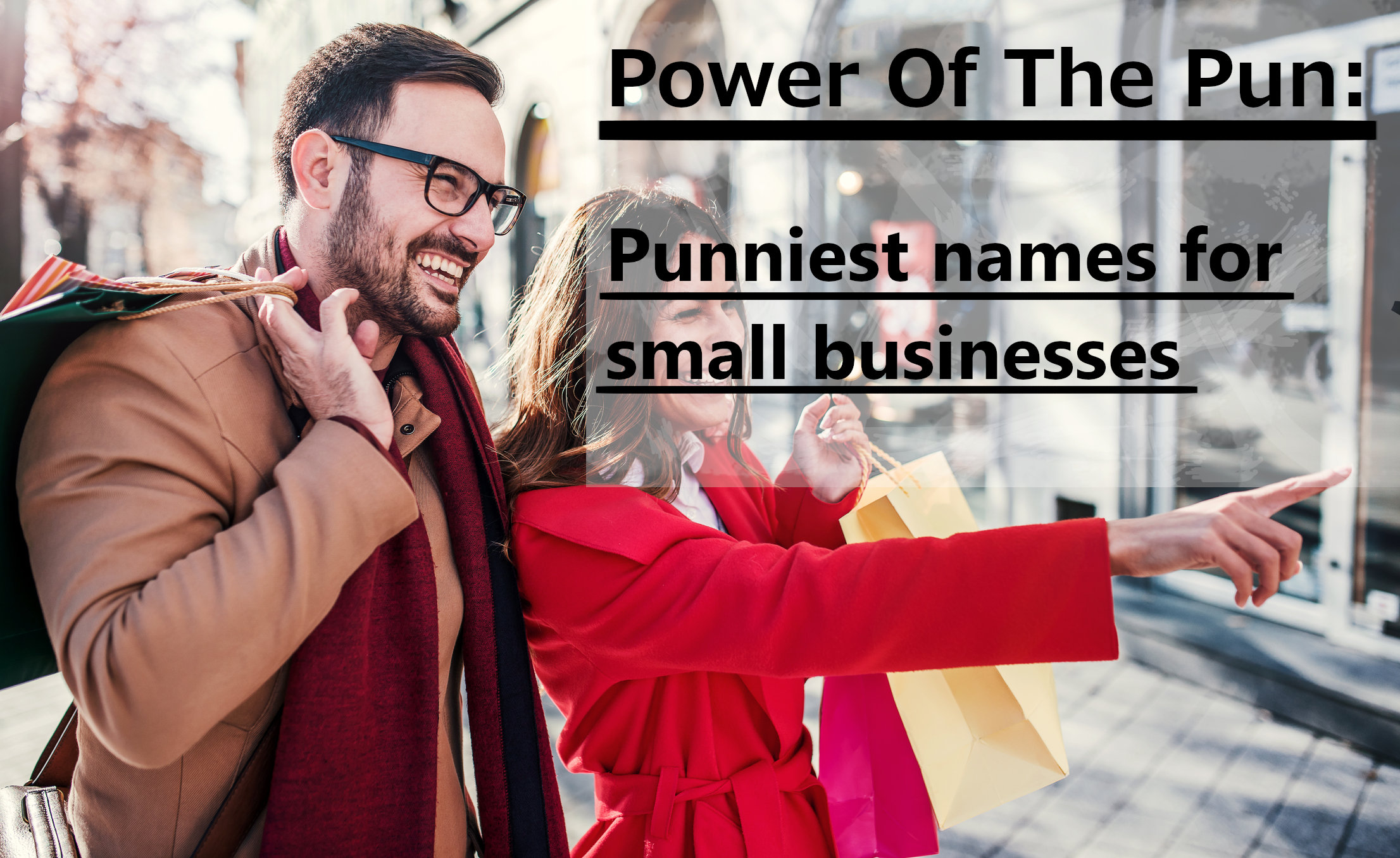 names for small businesses